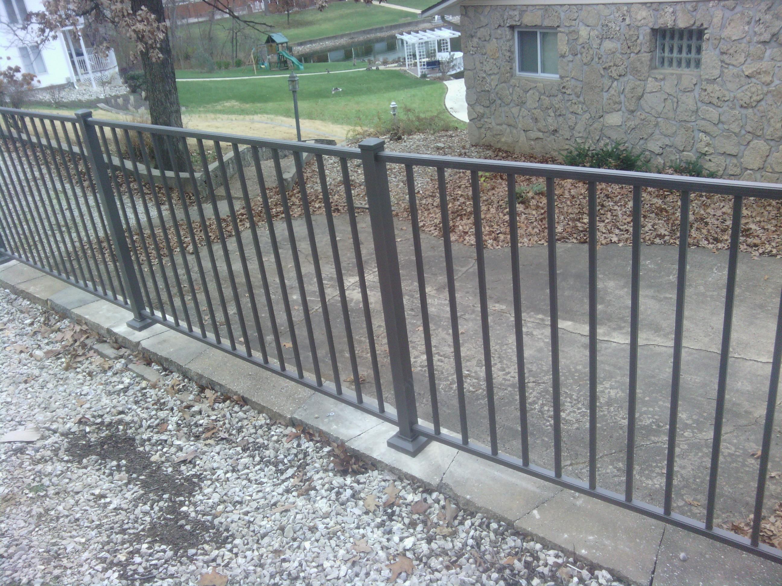 Aluminum Fencing 4